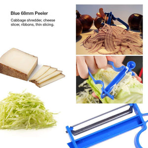 3 Pcs Set Slicer Shredder Vegetable Peeler