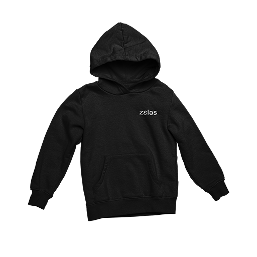 Zeles Day One Hoodie Black Edition