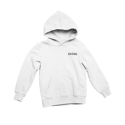Zeles Day One Hoodie White Edition