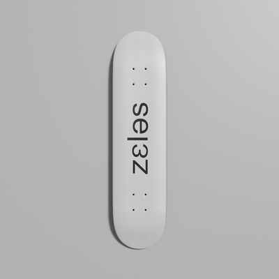 Paradigm Deck - White Edition - 8.75""