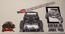 Load image into Gallery viewer, Deluxe #TeamAJP Sticker Pack