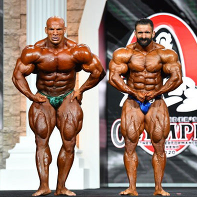 Olympia Recap: Team Evogen Did NOT Disappoint