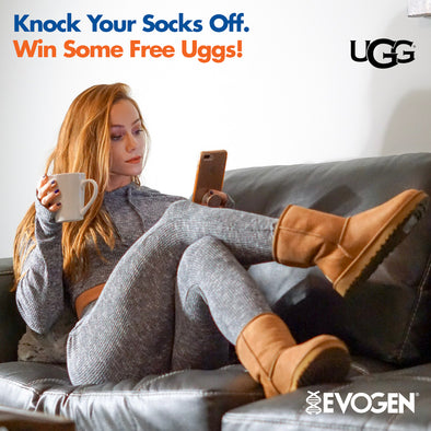 Knock Your Socks Off! Win Some Free Uggs!