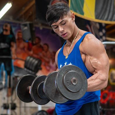 3 Benefits of Isometric Holds for Biceps