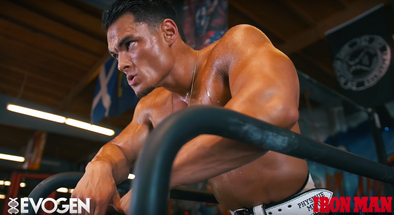 Jeremy Buendia IronMan Magazine Interview