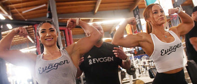 Hany Rambod's Rep For Rep Bicep Curls Challenge