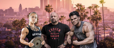 EVOGEN NUTRITION IS STOKED FOR THEFITEXPO LOS ANGELES IN 2018