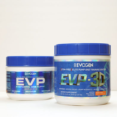 The Evolution of EVP-3D