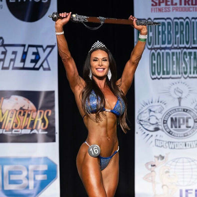 Team Evogen Announces the Signing of IFBB Bikini Pro Camile Periat