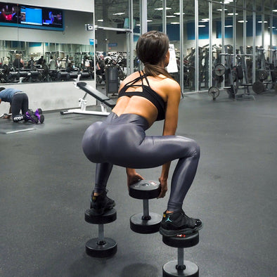 5 Essential Glute Exercises with Evogen Elite Coach Shaunna Marie