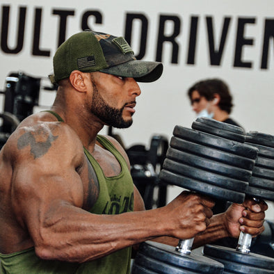 Evogen Elite Coach Will's Top Five Explosive Chest Exercises