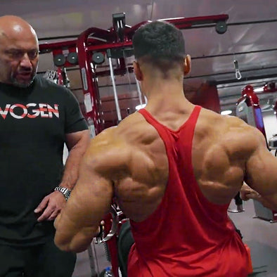 FST-7 Prep Mode: Andrei Blasts Back with Hany 5 Weeks Out
