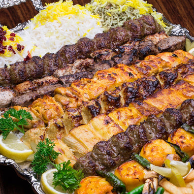 Hany Rambod Delivers on The Hype About Persian Food