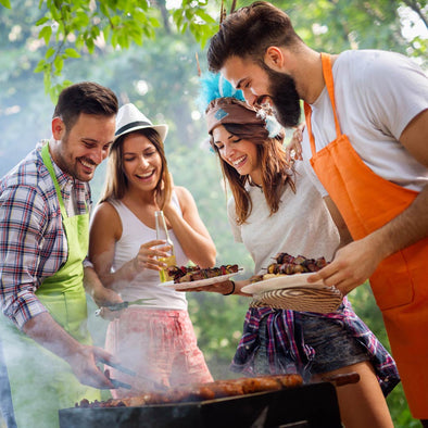 4 Strategies to Eat Healthy and Avoid Regret at Your Summer BBQ