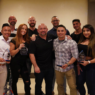 2020 Team Evogen Award Ceremony in Los Angeles