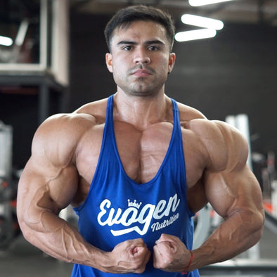 Evogen Nutrition is proud to announce the signing IFBB Pro Ismael Martinez from Mexico