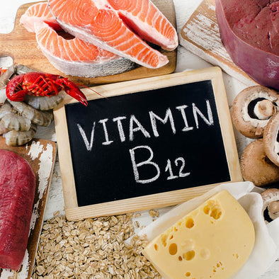 The Vegan Diet and Supplemental B12