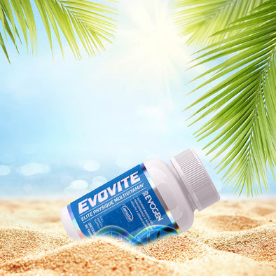 The Sun and Evovite: A Powerful Vitamin D Double Duo