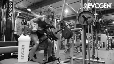 Gallery: Lauren Findley Blasts Back & Biceps at Pearl Street Gym