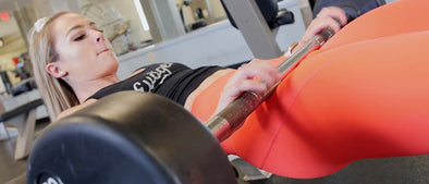 Top 5 Glutes Exercises with Team Evogen Elite's Lauren Findley