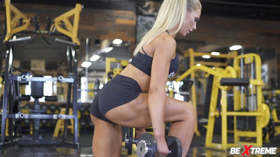 Frida Paulsen Stern Pushes Her Glutes To The Extreme