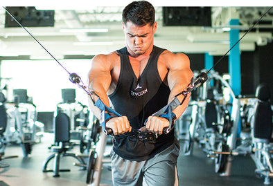 FST-7 Chest & Biceps Featured On Bodybuilding.com