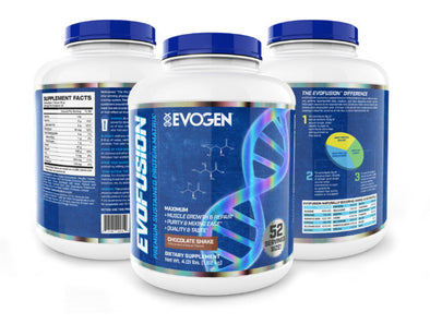 WIN A YEAR'S SUPPLY OF NEW EVOGEN EVOFUSION PROTEIN