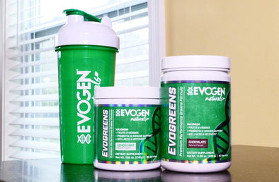 COMING SOON! Evogreens in Chocolate and Berry