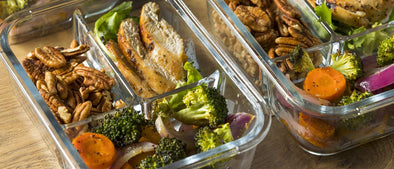 5 On the Go Meal Prep Tips to Save Time
