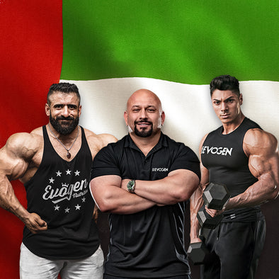 Evogen Is Coming to The Dubai Muscle Show