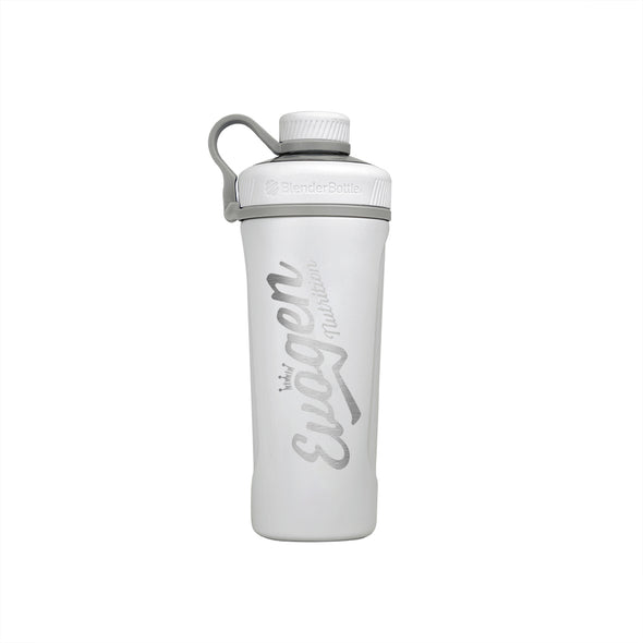 Blender Bottle Radian Insulated Script Shaker
