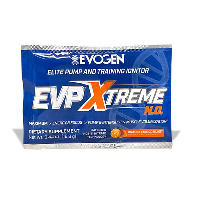 EVP XTREME N.O. Pre-workout Single Serv