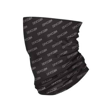 Black Cooling Neck Gaiter