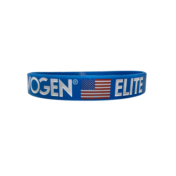 Evogen Elite Blue Wristband USA Flag