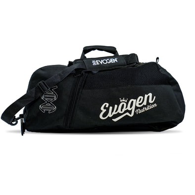 Evogen Classic Big Zipper Duffle Bag