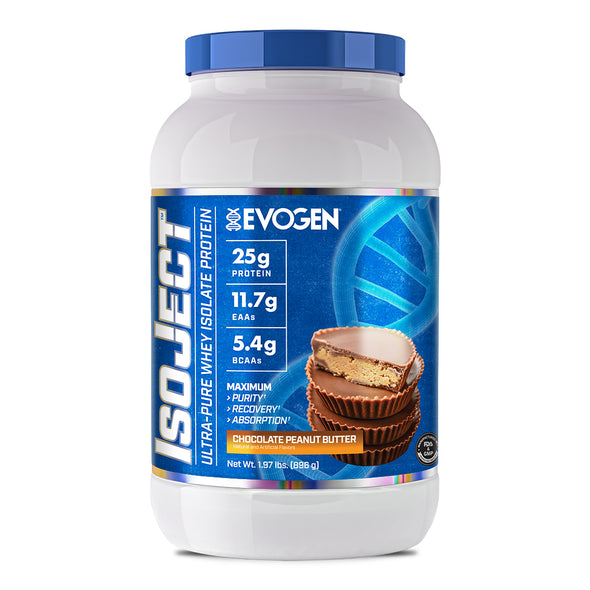Isoject Pure Whey Protein Isolate