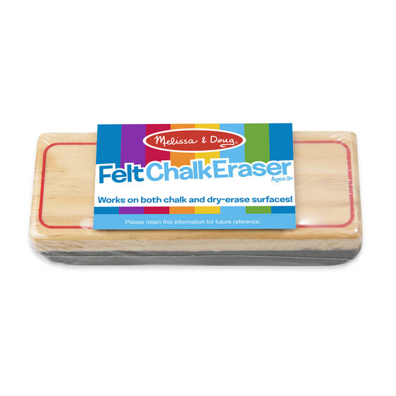 Melissa and Doug Felt Chalk Eraser