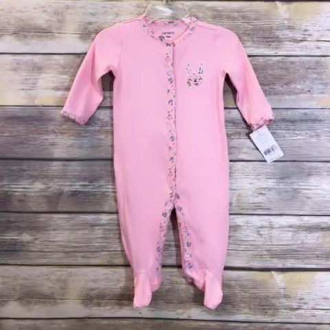 Carters Girls Sleeper Baby: 06-12m