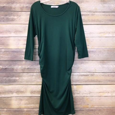 Qee Maternity Dress Size: M
