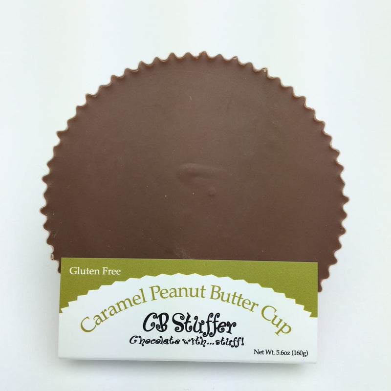Caramel Milk Chocolate Peanut Butter Cup