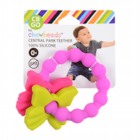 Chewbeads Go Central Park Teether Butterfly - Shikokukentei Consignment Boutique