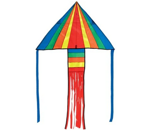 Melissa and Doug Mini Rainbow Delta Kite - Childish Things Consignment Boutique