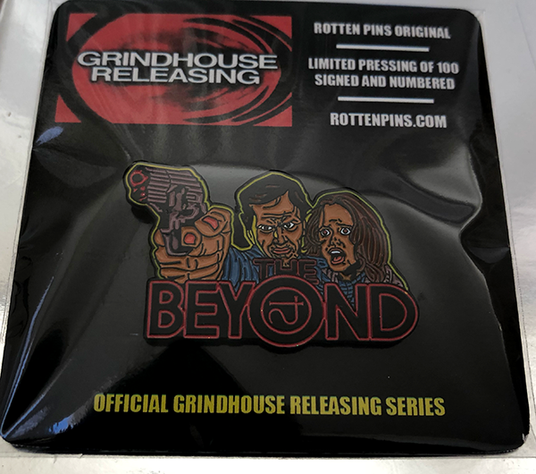 The Beyond - John & Liza Pin