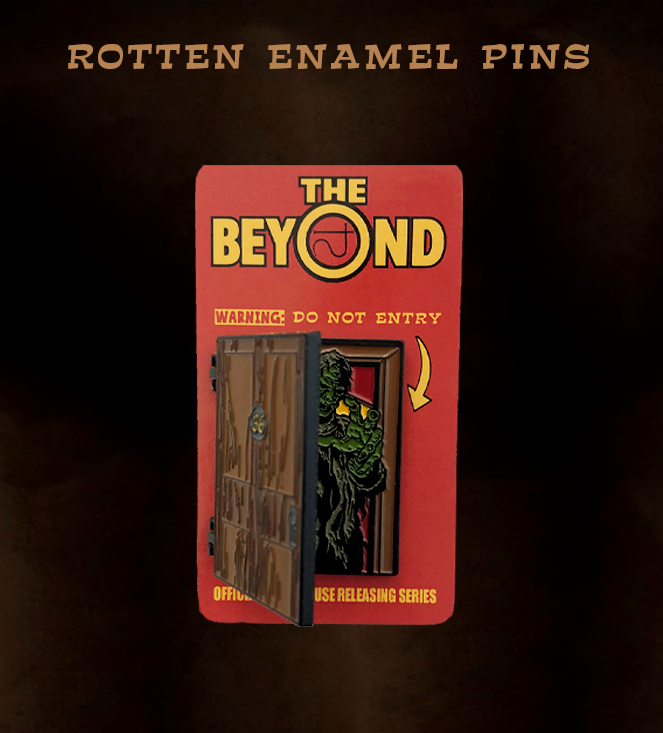 The Beyond - Room 36 Pin