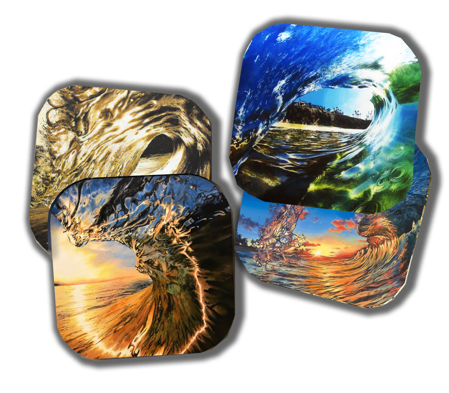 Coasters- Set Of 4