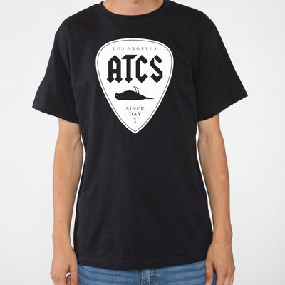 S. ATTICUS Burn Out T-Shirt