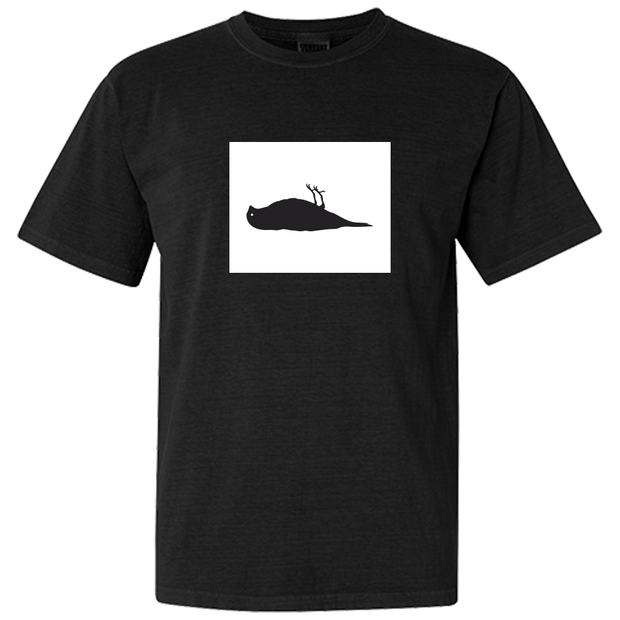 ATTICUS Dead Bird Box T-Shirt (Black)