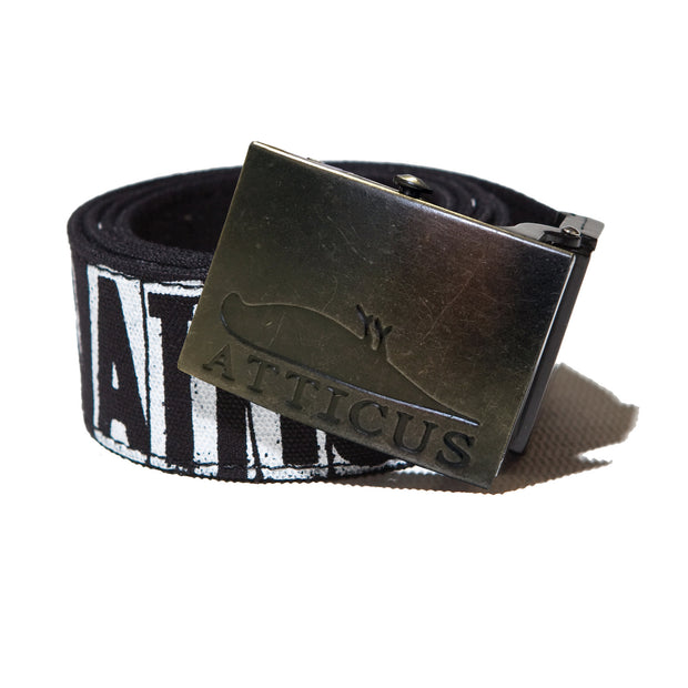 ATTICUS Knockout Webbing Belt
