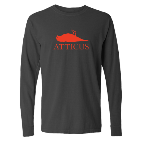 ATTICUS Dead Bird Long Sleeve T-Shirt (Black)