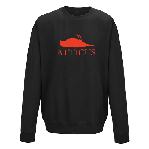 ATTICUS Dead Bird Crew Fleece (Black)